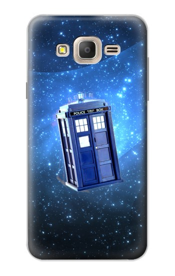 Printed Doctor Who Tardis Samsung Galaxy On7 Case