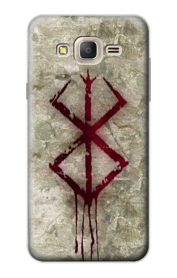 Printed Berserk Stigma Samsung Galaxy On7 Case