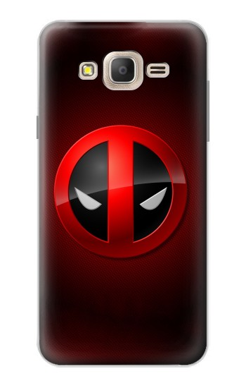 Printed Deadpool Samsung Galaxy On7 Case