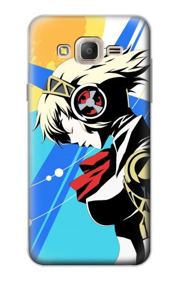 Printed Persona 3 Aegis Samsung Galaxy On7 Case