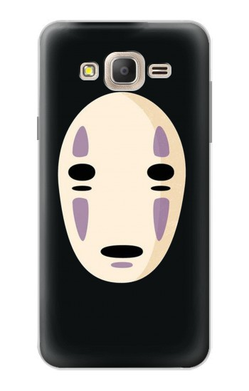 Printed Spirited Away No Face Samsung Galaxy On7 Case