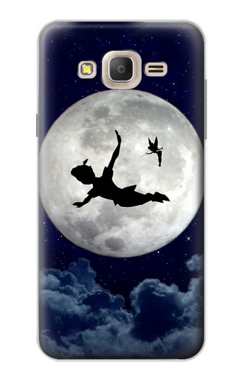 Printed Peter Pan Samsung Galaxy On7 Case