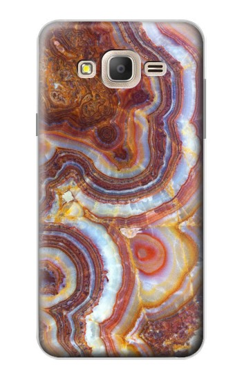Printed Colored Marble Texture Printed Samsung Galaxy On7 Case