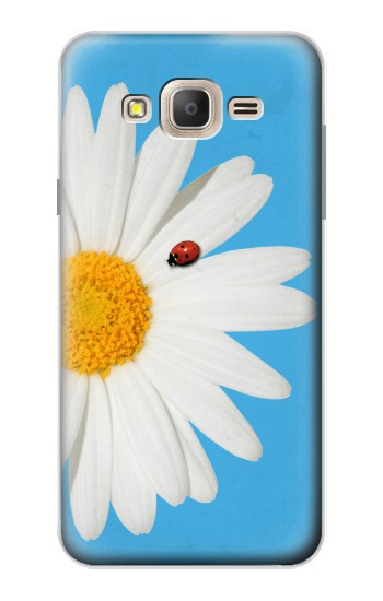 Printed Vintage Daisy Lady Bug Samsung Galaxy On7 Case