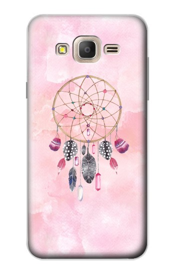 Printed Dreamcatcher Watercolor Painting Samsung Galaxy On7 Case