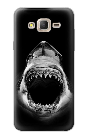 Printed Great White Shark Samsung Galaxy On7 Case