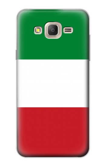 Printed Flag of Italy and Mexico Samsung Galaxy On7 Case