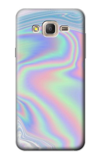 Printed Pastel Holographic Photo Printed Samsung Galaxy On7 Case