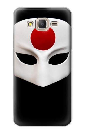 Printed Japan Katana Mask Samsung Galaxy On7 Case