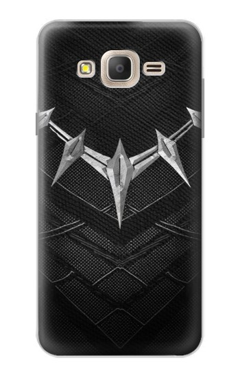 Printed Black Panther Inspired Costume Necklace Samsung Galaxy On7 Case