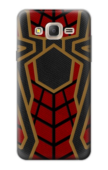 Printed Spiderman Inspired Costume Samsung Galaxy On7 Case