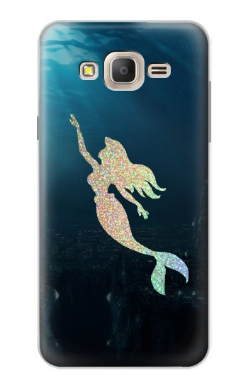 Printed Mermaid Undersea Samsung Galaxy On7 Case