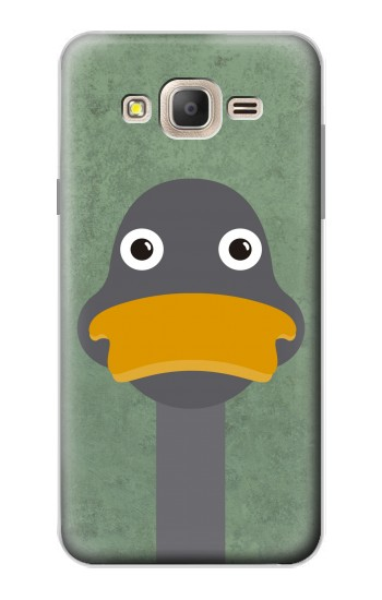 Printed Duck Cartoon Samsung Galaxy On7 Case