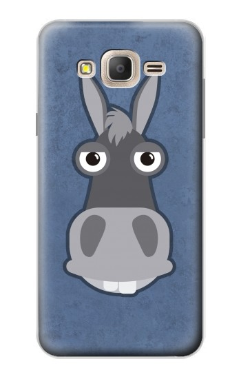 Printed Donkey Cartoon Samsung Galaxy On7 Case