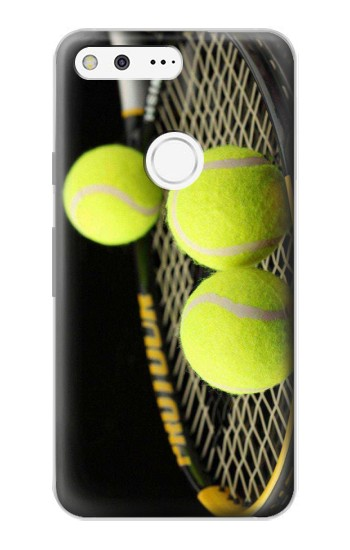 Printed Tennis Google Pixel Case