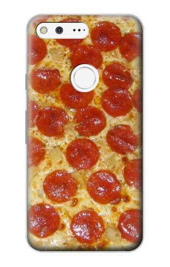Printed Pizza Google Pixel Case