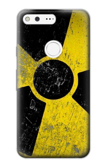Printed Nuclear Google Pixel Case
