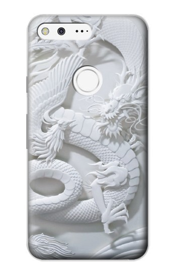 Google Pixel Dragon Carving Case Cover