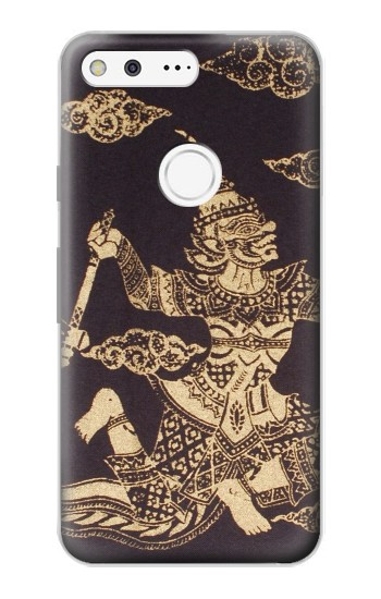 Printed Thai Art Google Pixel Case