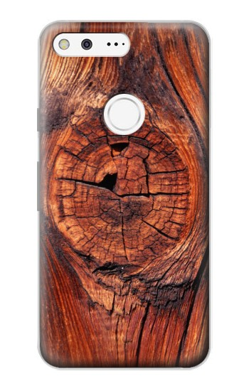 Printed Wood Google Pixel Case