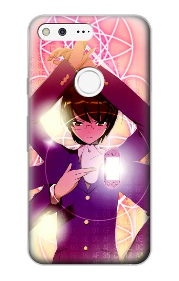 Printed God Keima Google Pixel Case