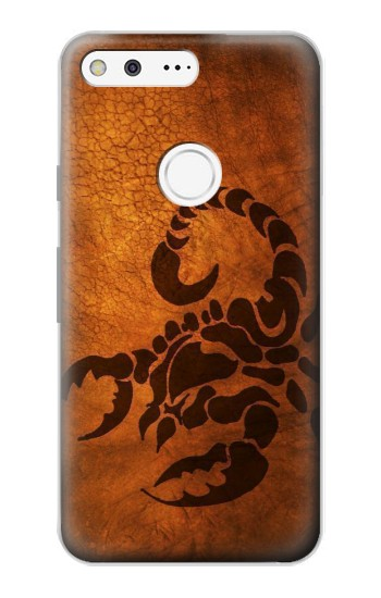 Printed Scorpion Tattoo Google Pixel Case