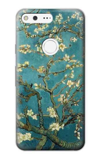 Printed Blossoming Almond Tree Van Gogh Google Pixel Case