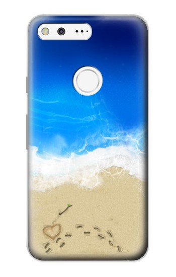 Printed Relax Beach Google Pixel Case