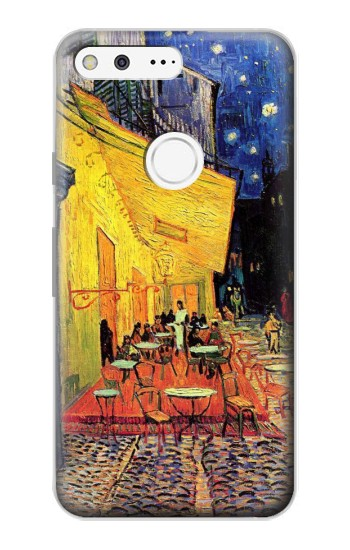 Printed Van Gogh Cafe Terrace Google Pixel Case