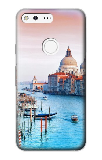 Printed Beauty of Venice Italy Google Pixel Case