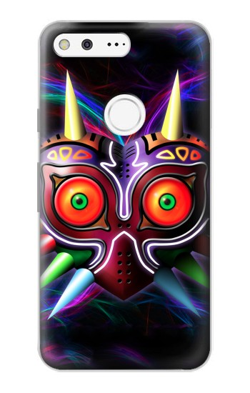 Printed The Legend of Zelda Majora Mask Google Pixel Case