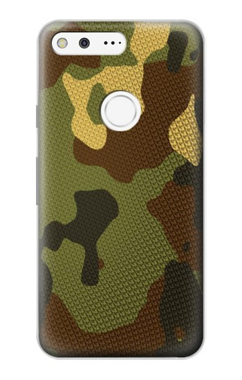 Printed Camo Camouflage Graphic Printed Google Pixel Case