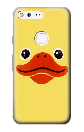 Printed Duck Face Google Pixel Case