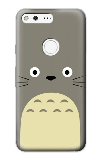 Printed My Neighbor Totoro Minimalist Google Pixel Case