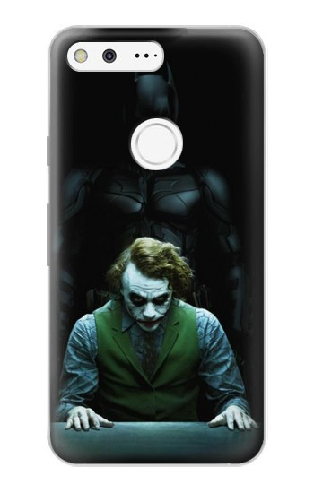 Printed Batman Joker Google Pixel Case