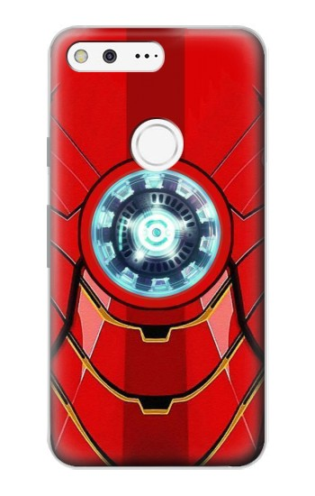 Printed Ironman Armor Arc Reactor Graphic Printed Google Pixel Case