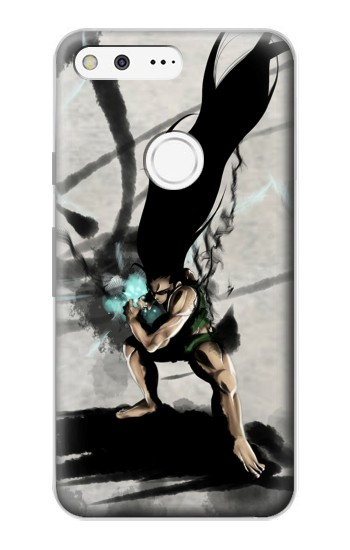 Printed Hunter x Hunter Gon Freaks Google Pixel Case
