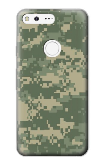 Printed Digital Camo Camouflage Graphic Printed Google Pixel Case