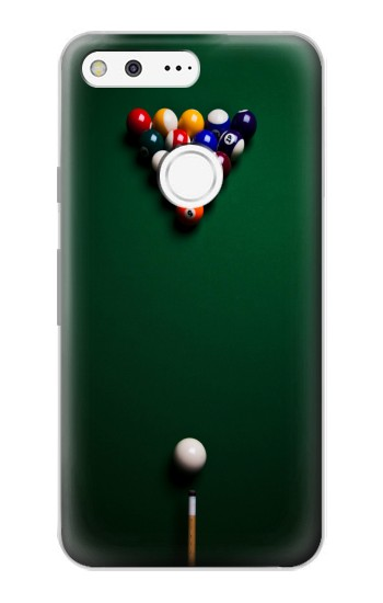 Printed Billiard Pool Google Pixel Case