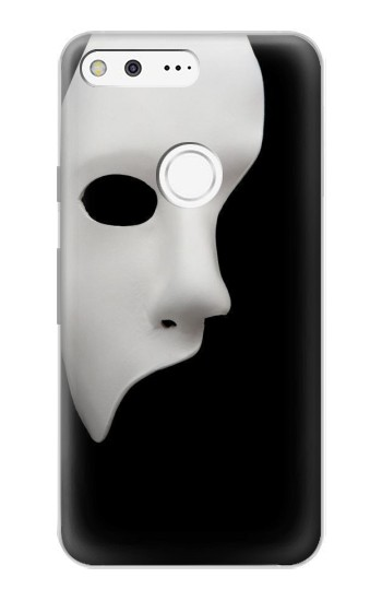 Printed Phantom of The Opera Mask Google Pixel Case