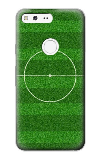 Printed Football Soccer Field Google Pixel Case