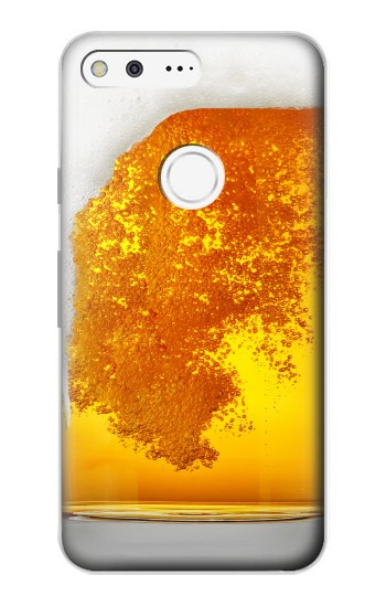 Printed Beer Glass Google Pixel Case