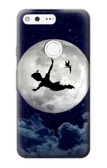 Printed Peter Pan Google Pixel Case
