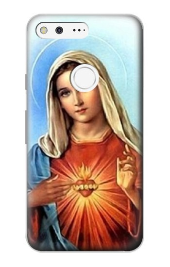 Printed The Virgin Mary Santa Maria Google Pixel Case