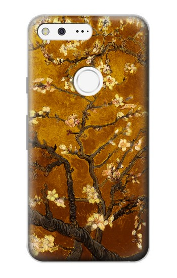 Printed Yellow Blossoming Almond Tree Van Gogh Google Pixel Case