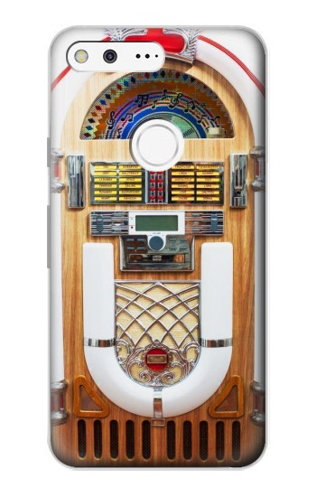 Printed Jukebox Music Playing Device Google Pixel Case