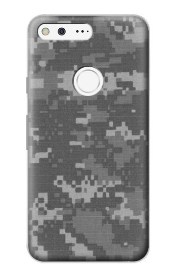 Printed Army White Digital Camo Google Pixel Case