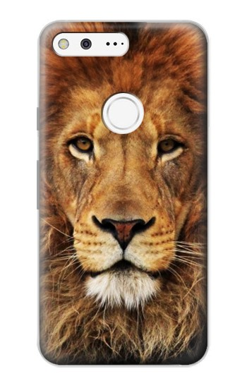 Printed Lion King of Beasts Google Pixel Case