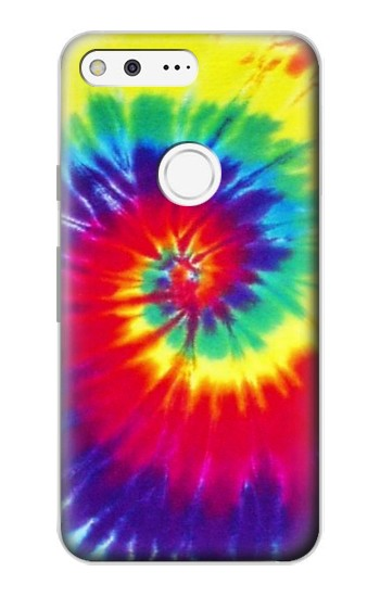 Printed Tie Dye Fabric Color Google Pixel Case