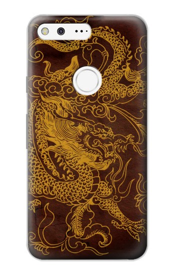 Printed Chinese Dragon Google Pixel Case